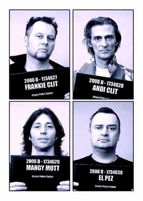 THE CLIT COPS 2006